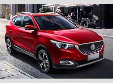 MG ZS SUV review Parkers
