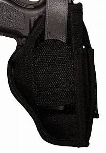 Uncle Mikes 70150 Sidekick Ambidextrous Hip Holsters, Size ...