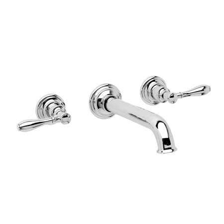 ithaca wall mount lavatory faucet 3 2551 newport