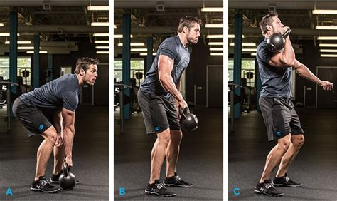 kettlebell exercises swings need bodybuilding clean fitness strength conditioning physical