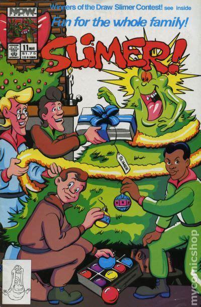 slimer  comic books