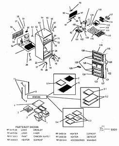 26 Haier Refrigerator Parts Diagram