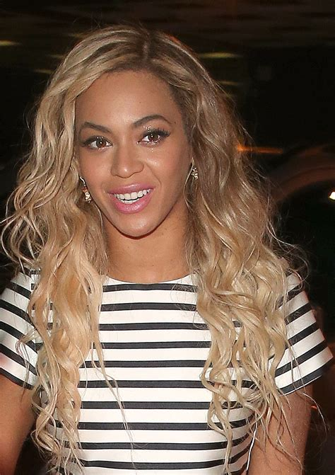 Beyonce Night Out Style - The Arts Club in Mayfair ...