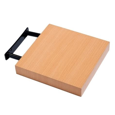 Hudson Box Shelf Kit - Beech - 24cm Wide | Box shelves, Painted paneling, Shelves