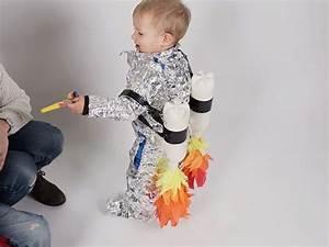 Kostüm Gespenst Kind : diy anleitung astronauten kost m f r kinder selber machen via weltraum party ~ Frokenaadalensverden.com Haus und Dekorationen