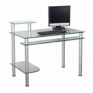 computertische gunstig kaufen pc buro glas computertisch With pc tisch günstig
