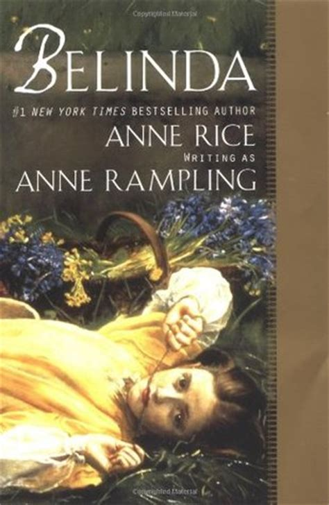 belinda  anne rice reviews discussion bookclubs lists