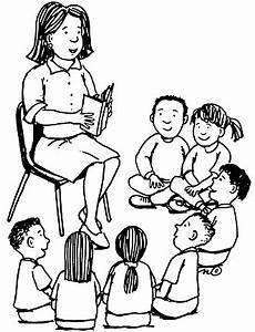 Children Reading Clip Art Black And White | Clipart Panda ...