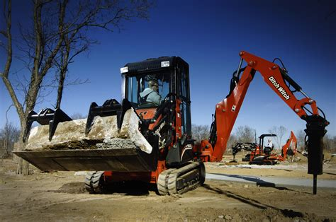 backhoe loaders  charles machine works ditch witch xt underground construction