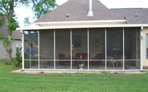 southern home improvement screen rooms southern louisiana