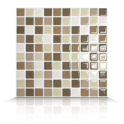 self adhesive gel tile sheets from home depot looks like