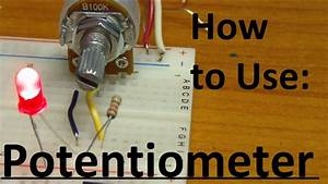 5imple Circuits  How To Use A Potentiometer