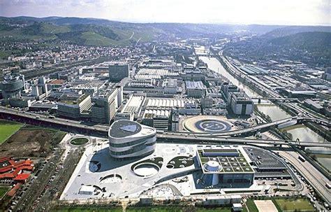Daimler Headquarter...