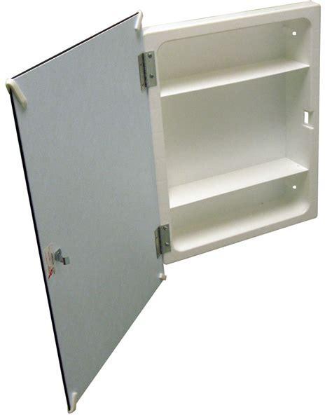 Medicine Cabinet w/ Mirror : Mirage Trailer Parts