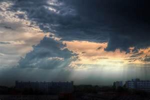 Free, Images, Horizon, Cloud, Sky, Sunrise, Sunset, Sunlight, Cloudy, Morning, Dawn, City