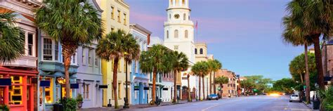 Book flights to Charleston, SC (CHS) | Frontier Airlines