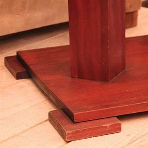 Kleiner Gartenzaun Holz : 01668 kleiner art deco beistelltisch aus holz wandel antik ~ Whattoseeinmadrid.com Haus und Dekorationen