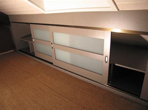 meuble sous bureau meuble rangement sous comble dootdadoo com idées de