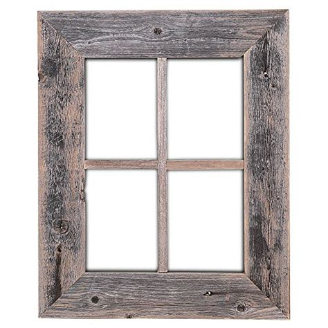 barn wood frames rustic window barnwood frames not for pictures by