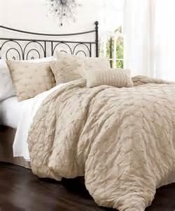 taupe lake como comforter set