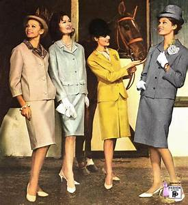 http://www.fashion-pictures.com 1960s womens clothing 1964 ...