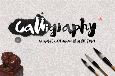 calligraphy typeface bonus script fonts creative market