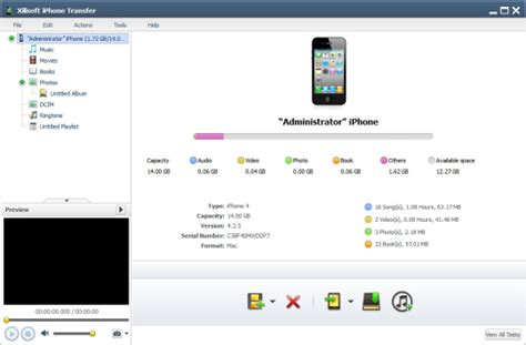 iphone software xilisoft iphone transfer free and software