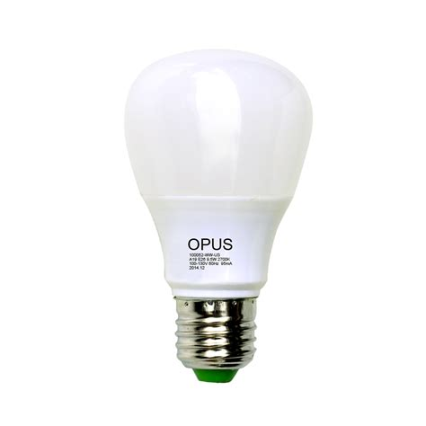 8w dimmable a11 e26 led light bulbs brightest 60w