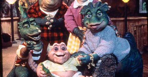 #tbt #dinosaurs Tv Show!! 90s!!