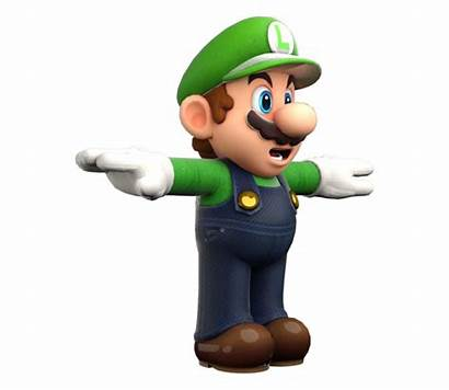 Luigi Mario Models Resource Odyssey Super Switch