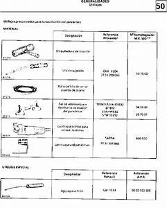 Manual De Reparacion Mr305 Twingo 1 Utillajes  Mecanismos