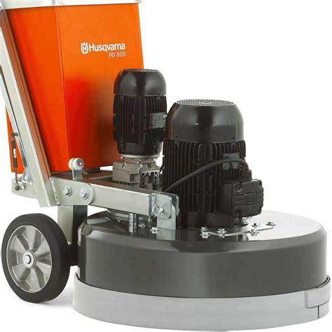 husqvarna floor grinder pg 450 husqvarna pg 820 floor grinder contractors direct