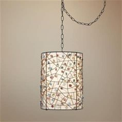 Plug In Swag Light by 1000 Images About Hanging Lights That Plug In On