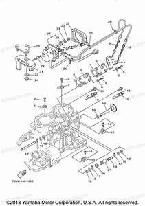 Yamaha Waverunner 2004 Oem Parts Diagram For Cylinder  Crankcase 2