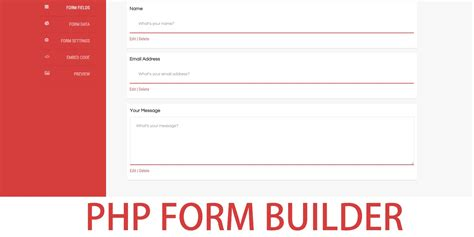 php advanced form builder codester