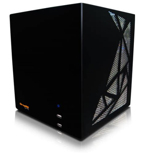 pc de bureau puissant grosbill gamer by quietty the cube pc gamer 0db silencieux