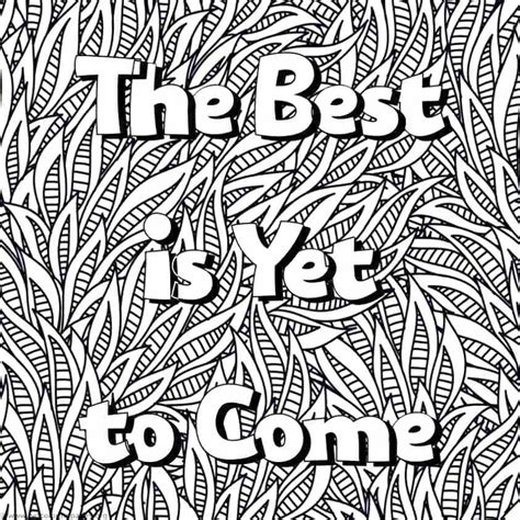 amazing inspirational coloring pages  print