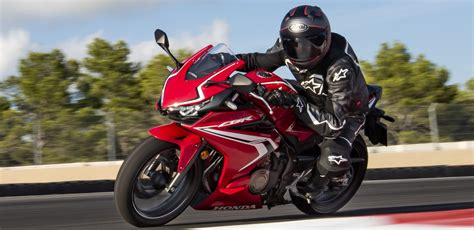 honda motorcycles reveals  cbrr sportbike  japan