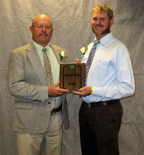 allen county extension office former extension inducted into new mexico 4 h