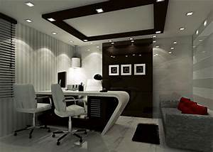 Office MD Room Interior Work Executive tables