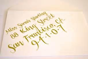 calligraphy wedding invitations easy diy calligraphy for your wedding invitations miss bizi bee