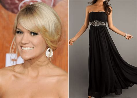How To Match Your Dress To Your Hairstyle For Prom Night