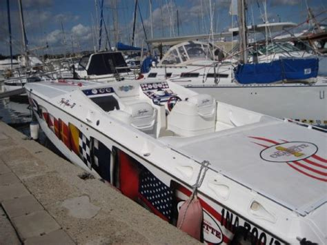 Cigarette Boat Te Koop by 1997 Cigarette Racing 38 Top Gun Sardegna Itali 235 Boats