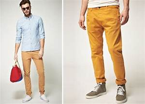 Men's Cotton Trousers & Chinos - 5 Style tips for men