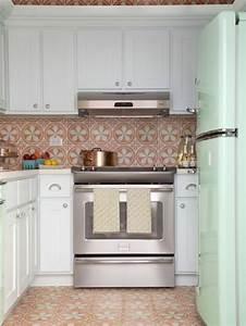 Küche Neu Gestalten Ideen : retro fliesen neu interpretiert ideen f r vielseitige ~ A.2002-acura-tl-radio.info Haus und Dekorationen