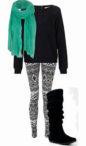 Cute outfits for winter 2014 08