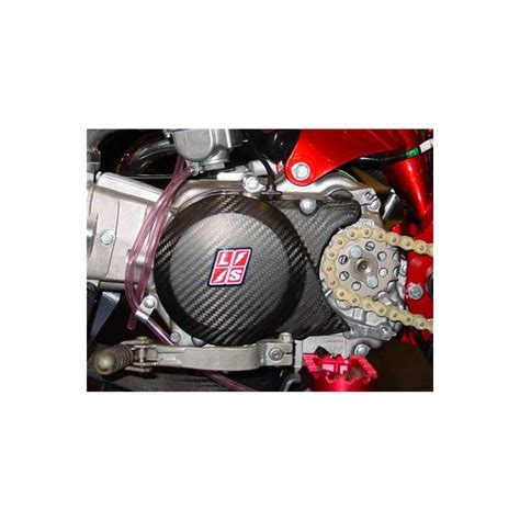 light speed carbon lightspeed carbon ignition cover honda crf xr 50cc 2000