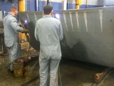 heating   flourishing metal fabrication technology