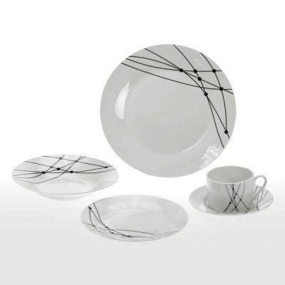 mod 232 le service de table moderne pas cher vaisselle maison