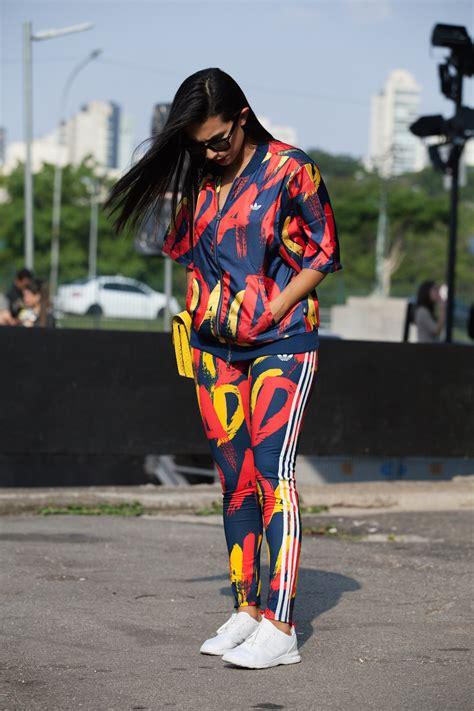 tas fashion galeria de fotos o streetwear da adidas nos looks dos